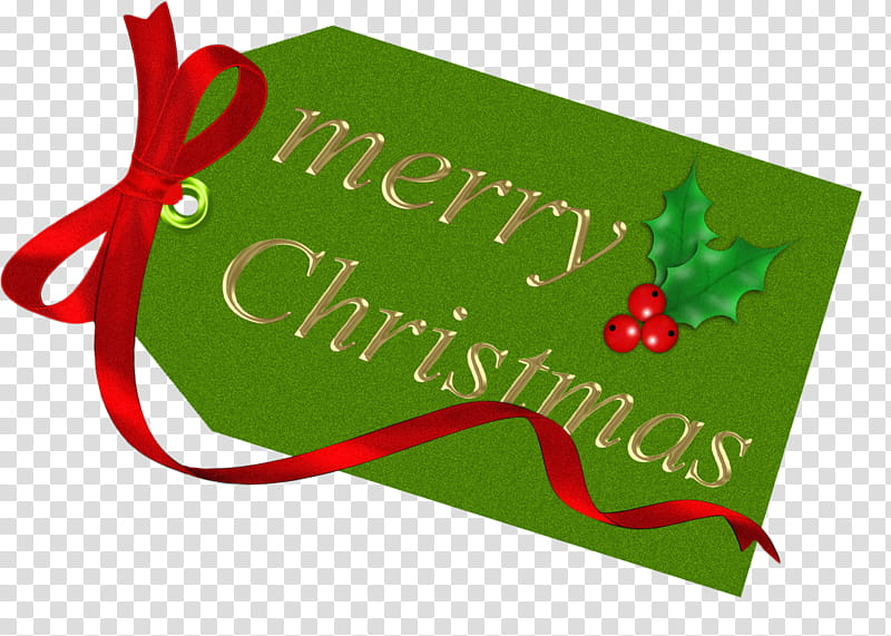 Texts Christmas, merry Christmas card transparent background.