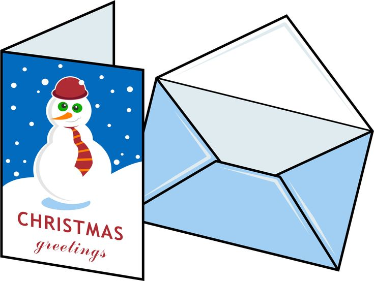 Christmas Card Clipart at GetDrawings.com.