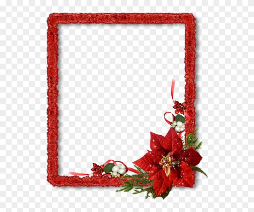 B *✿* Xmas Frames, Christmas Card Template, Christmas.