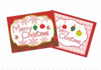 Christmas Cards Clipart.