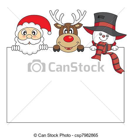 Christmas card..