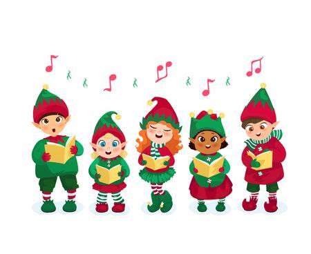 1,528 Christmas Carol Cliparts, Stock Vector And Royalty Free.