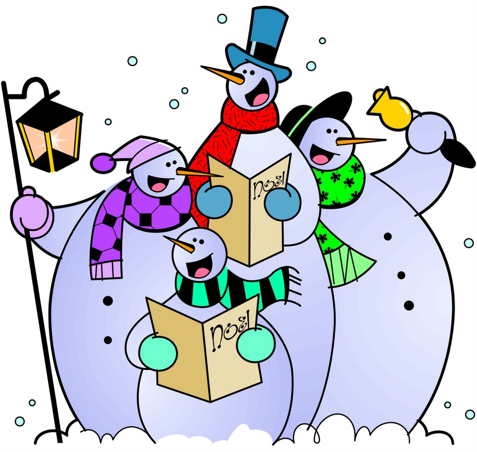 Free Christmas Singers Cliparts, Download Free Clip Art, Free Clip.
