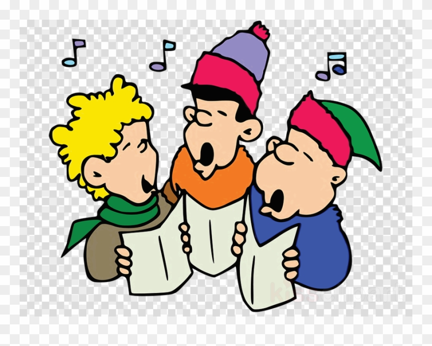 Caroling For Cans Clipart Christmas Carolers Christmas.