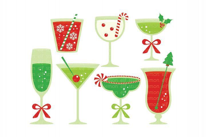 Christmas Cocktails.