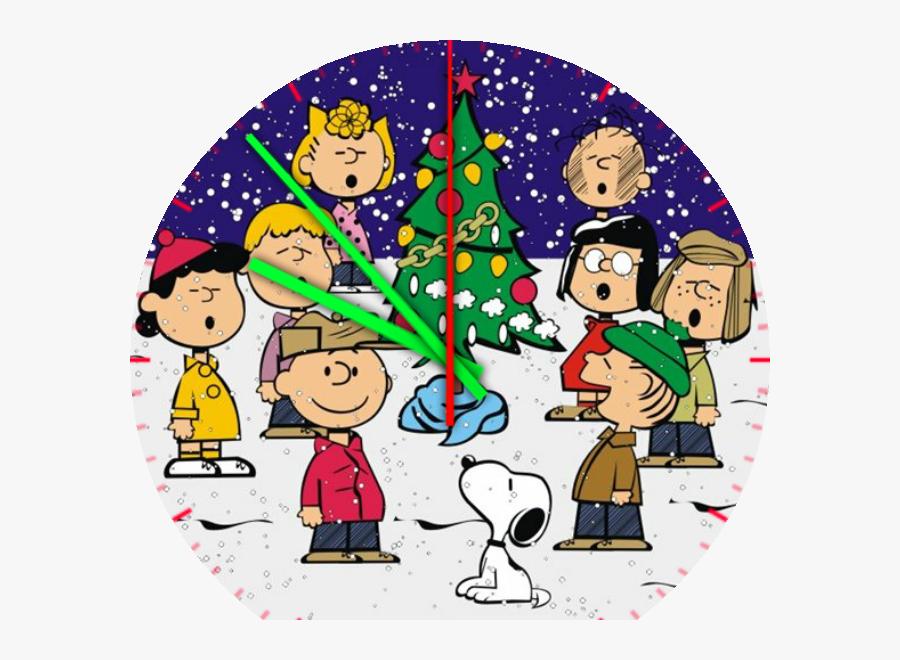 Clip Art Charlie Brown Christmas Clipart.