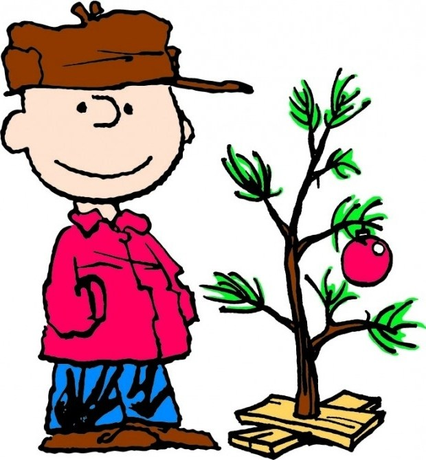 Clip Art Charlie Brown Christmas Tree Clipart Panda Free.