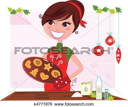 Baker Clip Art Illustrations. 45,699 baker clipart EPS vector.
