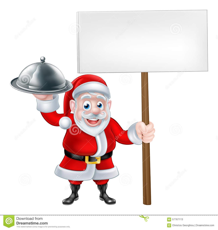 Christmas Clip Art Chef.