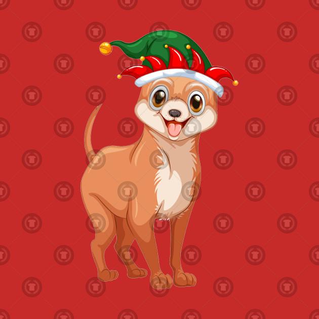 Chihuahua Christmas T.