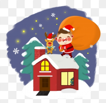 Christmas Chimney Png, Vector, PSD, and Clipart With Transparent.