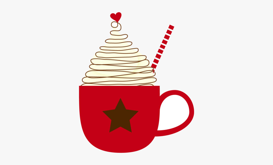 Hot Chocolate Clipart Holiday Cocoa Transparent Png.