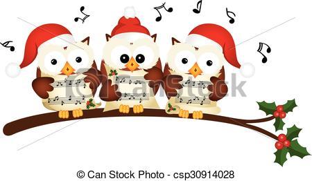 Christmas choir Illustrations and Clip Art. 355 Christmas choir.