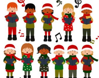 christmas choir clipart 20 free Cliparts | Download images ...