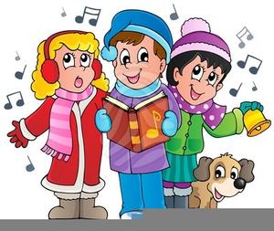 Free Christmas Choir Clipart.
