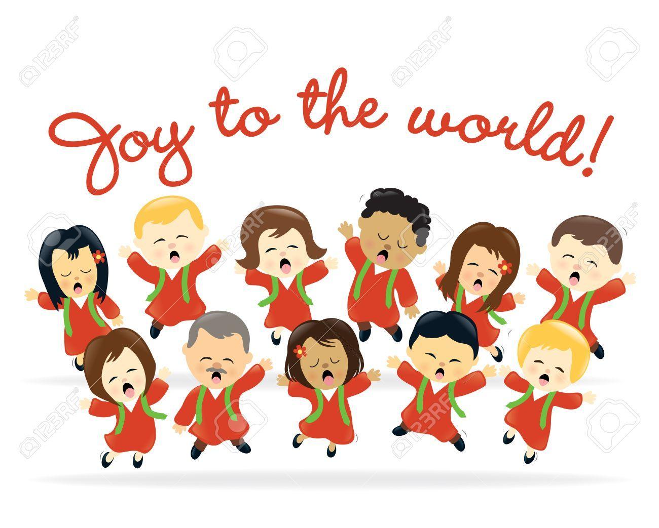 Christmas choir clipart free 6 » Clipart Portal.