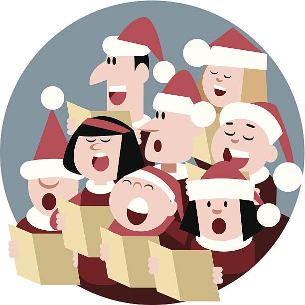 1720 Choir free clipart.