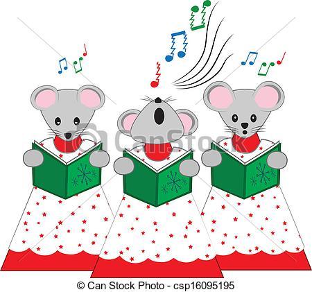 Christmas mice Illustrations and Clip Art. 252 Christmas mice.