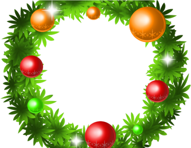 HD Christmas Tree Circle Png , Free Unlimited Download #224418.
