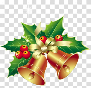Christmas ornament Jingle bell Christmas decoration , bell.