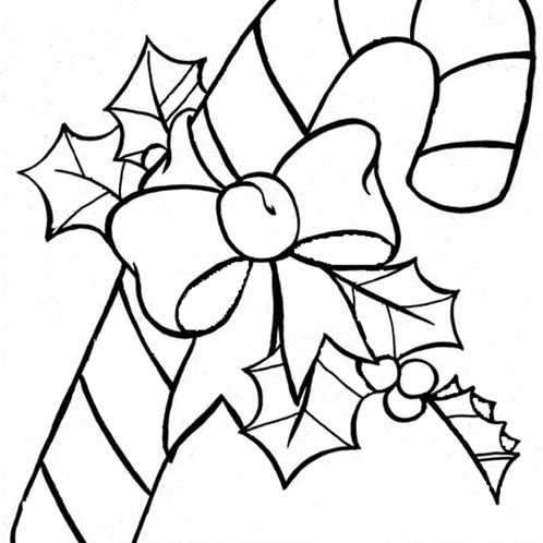 Free, Printable Christmas Coloring Pages for Kids.
