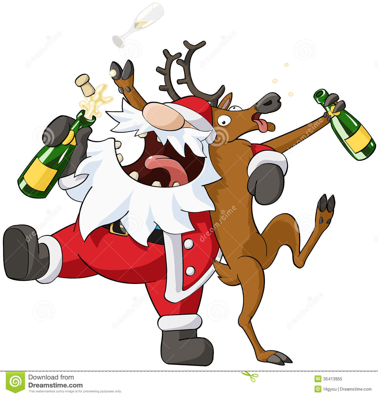 Christmas clip art funny pictures clipart collection.