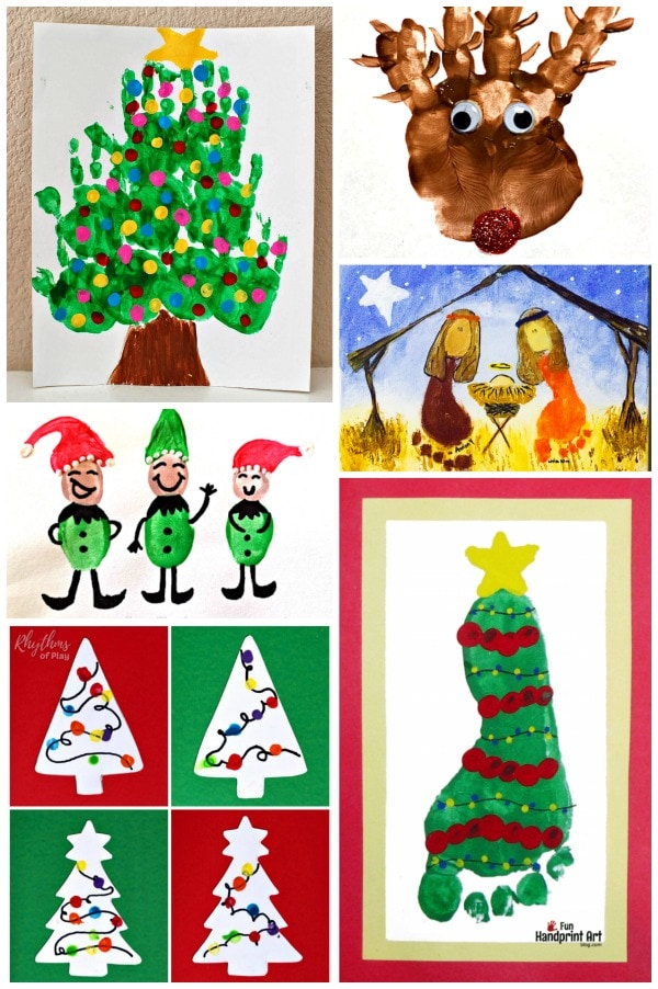 Best Christmas Art Projects for Kids.