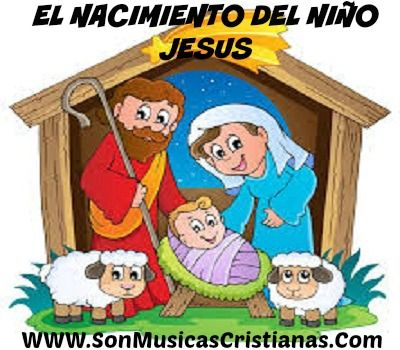 EL NACIMIENTO DE JESUS.
