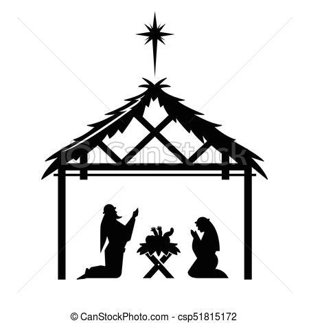 Mary and joseph pray over the newly born jesus. Mary and joseph pray.