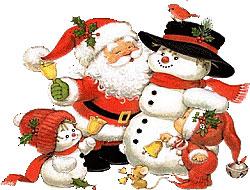 Free Christmas Gifs.