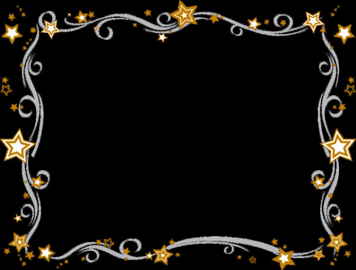 Flowery Border Free Images At Clker Com Vector Clip Art Online.