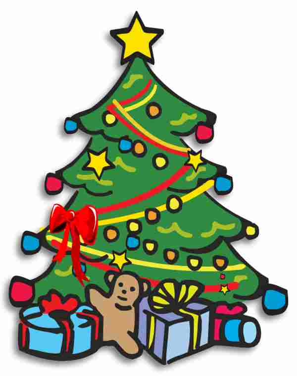 Christmas Clip Art Microsoft.