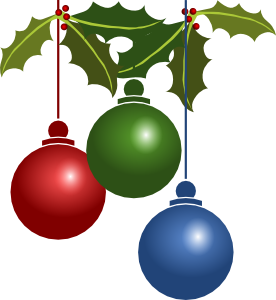 Microsoft Clip Art Christmas Decorations.