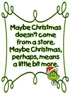 Grinch Christmas Clipart.