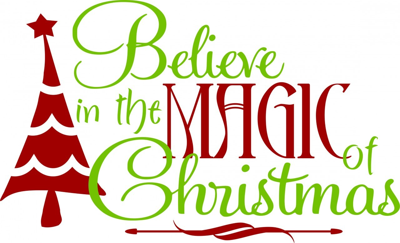 Christmas Quotes With Believe.
