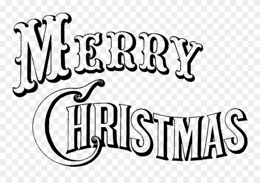 Free Religious Merry Christmas Clipart.