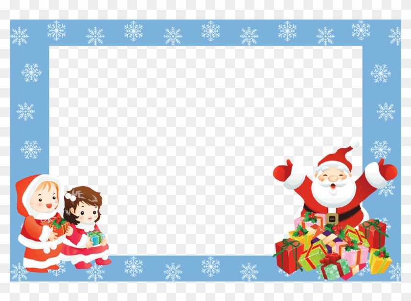 Royalty Free Free Christmas Clipart Borders For Word.