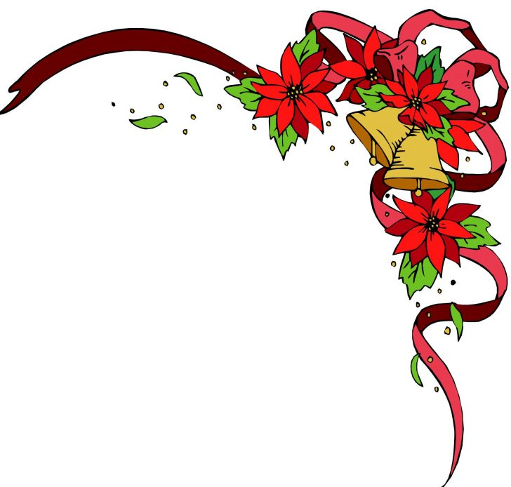 Free Christmas Clipart Borders For Word.
