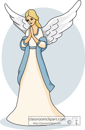 Angel Clipart Christmas.
