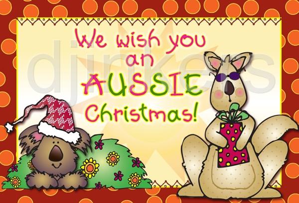 Australian christmas clipart 9 » Clipart Station.