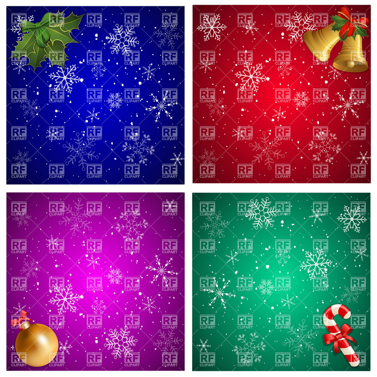 Christmas clipart background 5 » Clipart Station.