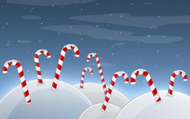 Christmas Clipart Backgrounds Desktop.