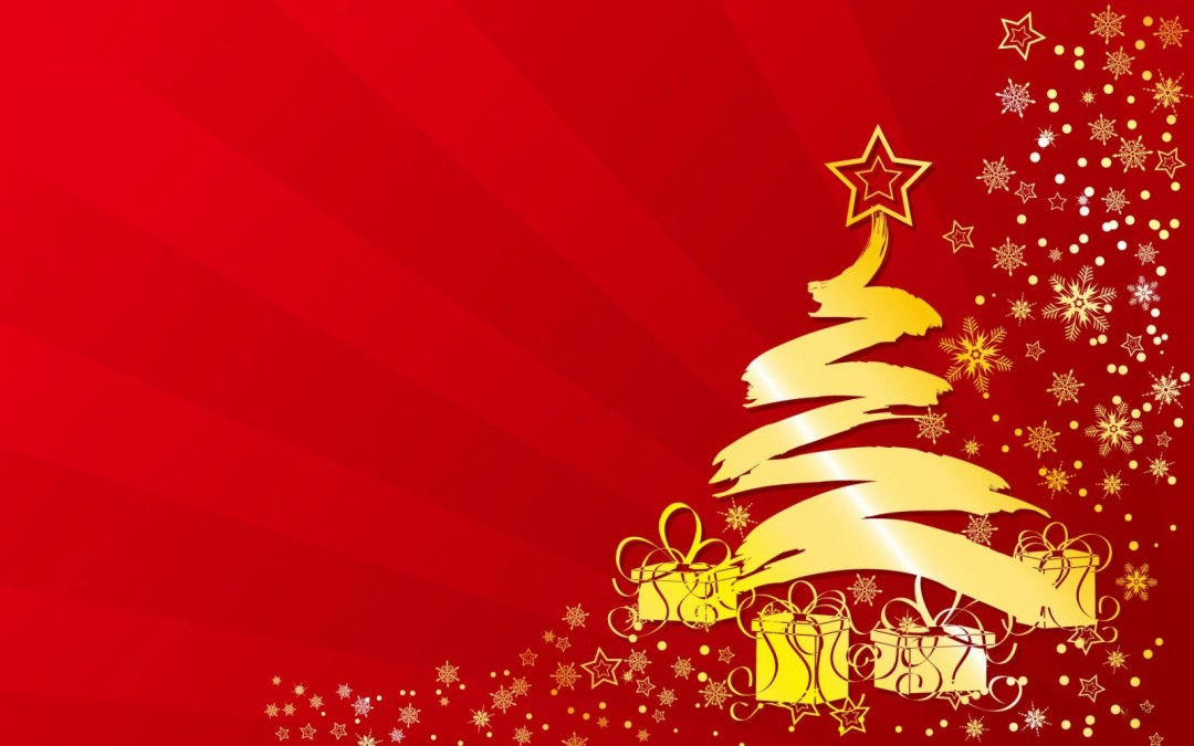 Christmas Red Backgrounds Clipart.