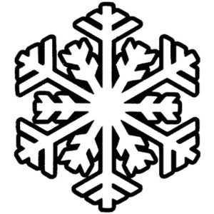 Free christmas snowflake clipart snowflakes for christmas.