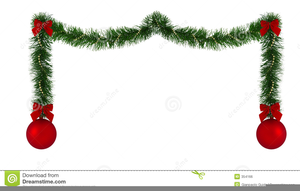 Christmas Clipart Borders For Emails.