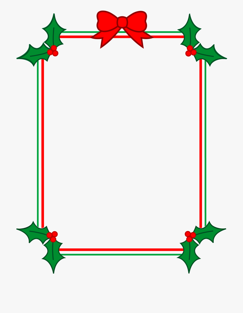 Christmas Clipart Borders Free For Mac Free.