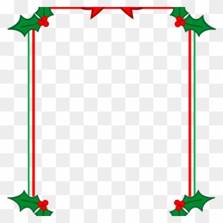 Free PNG Christmas Clipart Borders Frames Clip Art Download.