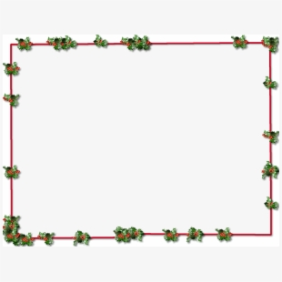 PNG Free Christmas Borders Cliparts & Cartoons Free Download.