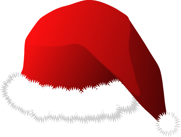 Free Santa Claus Cap, Download Free Clip Art, Free Clip Art.