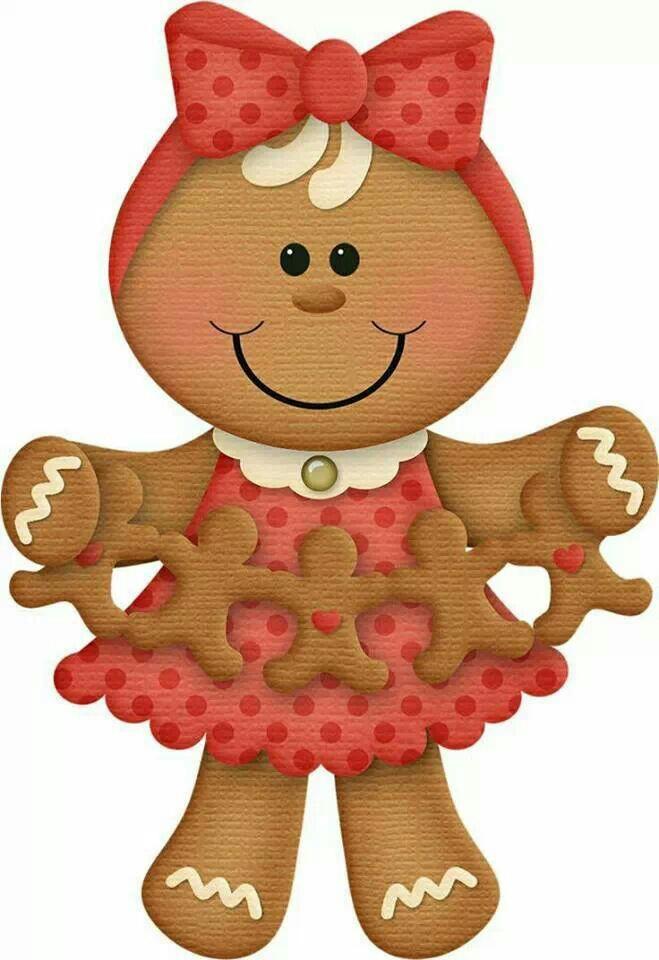 Ginger Navidad Galletitas de Jengibre.